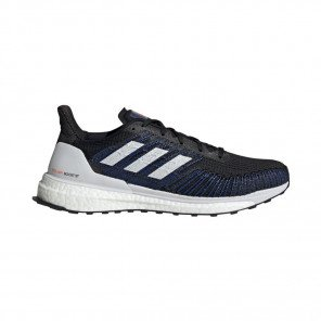 ADIDAS SOLARBOOST ST 19 Homme | Core Black / Dash Grey / Solar Red