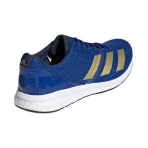 Adidas Adizero Boston 8 Homme | Bleu Roi Collegiale