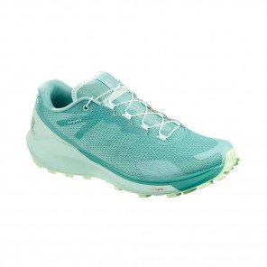 SALOMON SENSE RIDE 3 Femme | Indian Teal / Smoke Blue / Angel Falls
